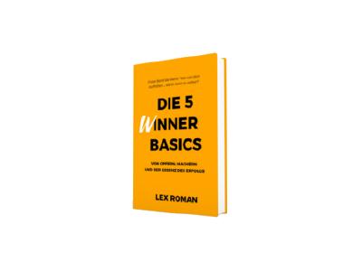 Die 5 Winner Basics Buch